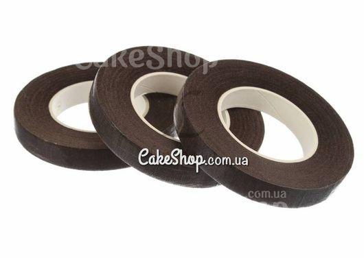 Тейп-лента флористическая коричневая
