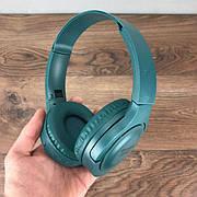 Беспроводные bluetooth наушники XB310BT Wireless накладные для телефона компьютера пк блютуз зеленые
