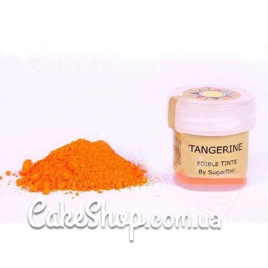 Краситель сухой Мандариновый Tangerine by Sugarflair 5 мл