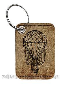 Брелок DM 04 Воздущный шар коричневый SKL47-176779