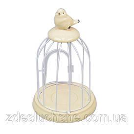 Підсвічник-клітина Пташка SKL11-209784