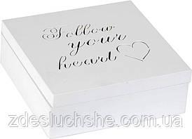 Скринька біла SKL11-208982