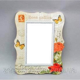 Зеркало - декор прованс SKL79-209620