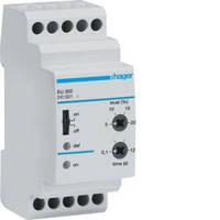 Реле контроля напряжения Hager EU302, 3-фазное, 2м