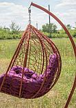 Подвесное кресло кокон Эко Премиум, фото 7