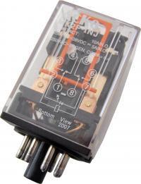 Промежуточные реле АСКО-УКРЕМ МK2P (DC 24 V)
