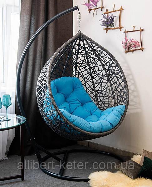 Підвісне крісло кокон АртВуд