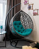 Підвісне крісло кокон АртВуд, фото 2
