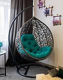 Підвісне крісло кокон АртВуд, фото 3