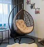Підвісне крісло кокон АртВуд, фото 4