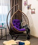Підвісне крісло кокон АртВуд, фото 6