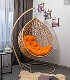 Підвісне крісло кокон АртВуд, фото 7