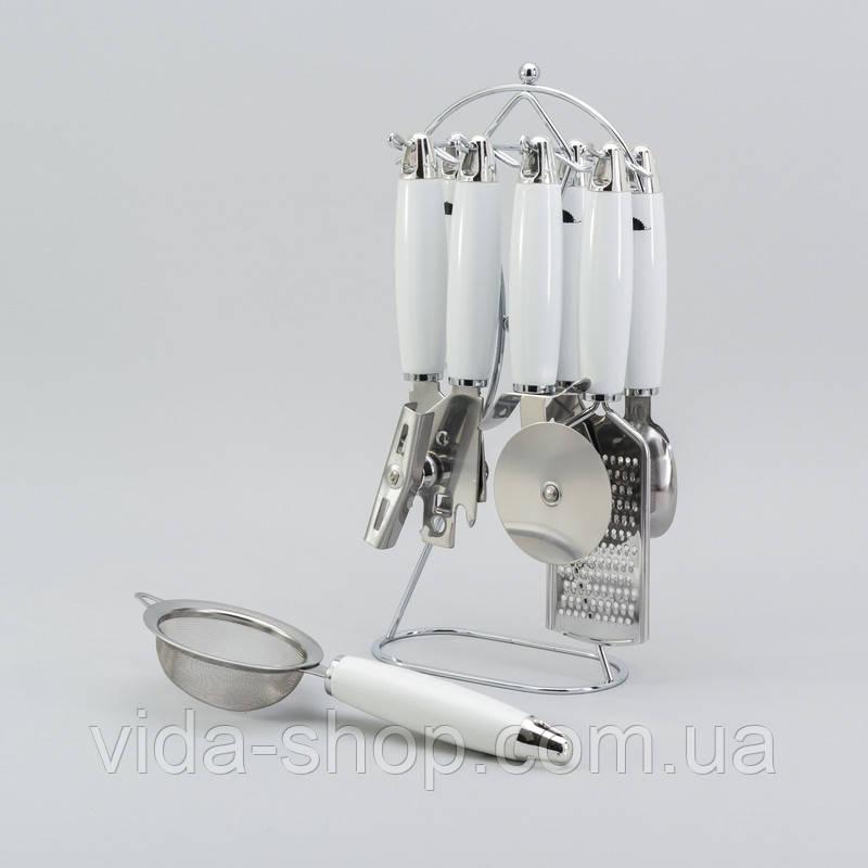 Набор кухонных принадлежностей Премиум Herisson EZ-0505 - 8 пр. набор поварской