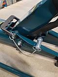 Домкрат подкатной, 2,5т.,пластик, Н=133/387 11,5 кг, с предохранителем , фото 3