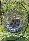 Підвісне крісло кокон Емілія, фото 7