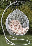 Підвісне крісло кокон Емілія, фото 4