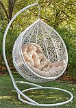 Підвісне крісло кокон Емілія, фото 8
