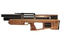 Пневматическая винтовка KalibrGun Cricket Compact PCP 4,5 мм Орех