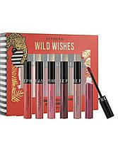 Набор помад SEPHORA COLLECTION Wild Wishes Cream Lip Stain Set