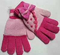 Перчатки для девочек подросток, фото 1