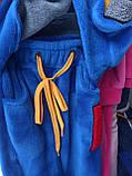 Утепленный детский спортивный костюм для девочки, фото 4