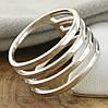 Серебряное кольцо ТС510332 размер 19.5 вес 4.35 г, фото 2