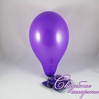 Воздушные шары сиреневые (10 шт.)
