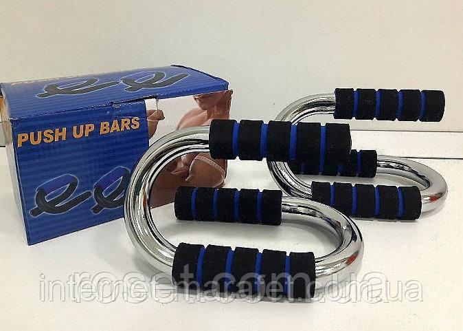 Опори для віджимань Push Up Bars