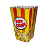 Коробочка для попкорна 1л., фото 2