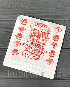 Упаковка бумажная для Бургера 64Ф