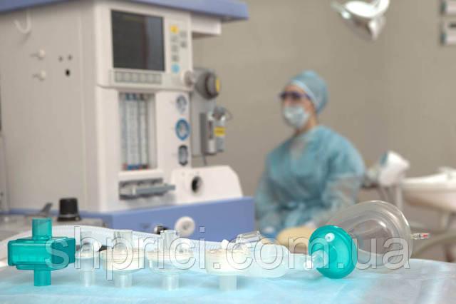 Polozhenie fil'tra dy'khatel'nogo virusobakterial'nogo v mediczinskom oborudovanii
