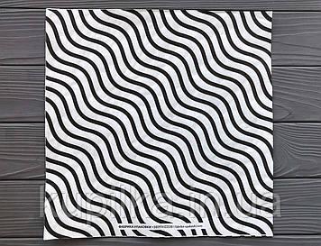 """Обёрточная бумага """"Lines"""" 320х320 мм 920Ф"""
