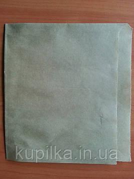 Упаковка бумажная для блинов бурая 1540