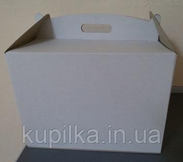 Коробка для торта 400*400*300