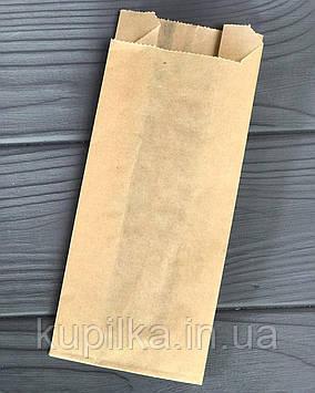 Упаковка для французских хот догов Бурая 89
