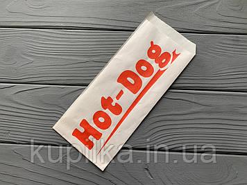 Упаковка бумажная для Хот Догов 76Ж