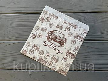 Упаковка бумажная для Бургера 63Ф