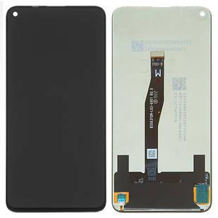 Модуль для Huawei Honor 20, Nova 5T, черный, с сенсорным экраном, Original PRC