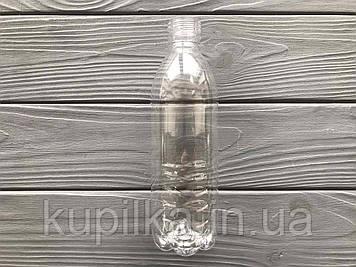 Бутылка ПЭТ Росинка 0.33 л. (прозрачная)