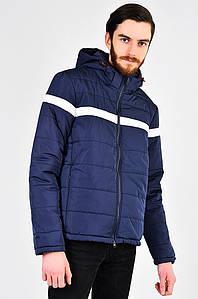 Куртка мужская еврозима темно-синяя PRIDE 127548P