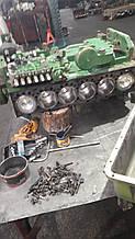 Ремонт двигателей тракторов и комбайнов: John Deere, Fendt, Claas, CAT, Case, New Holland, Deutz