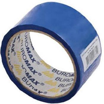 Скотч упаковочный 48мм*35м Buromax BM.7007-** цветной_Синий