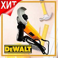 Болгарка DeWalt DWE 4157 УШМ DeWALT DWE4157 Угловая Шлифмашинка 900W 125 mm Турбинка ДеВальт DWE4157 125мм