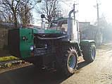 Переоборудование тракторов ХТЗ Т-150, 17021/17221, 242/243 на двигатель Volvo, фото 3