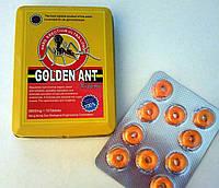 Golden Ant, gold ant препарат для потенции, золотой муравей капсулы таблетки,купить, цена, отзывы