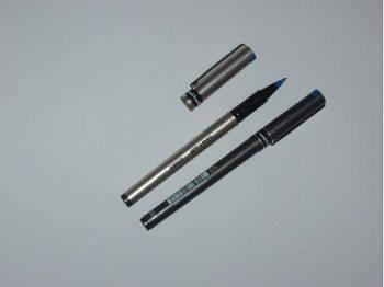 Ручка роллерная UNI DELUXE UB-177_Синий