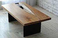 Стол, дубовая столешница
