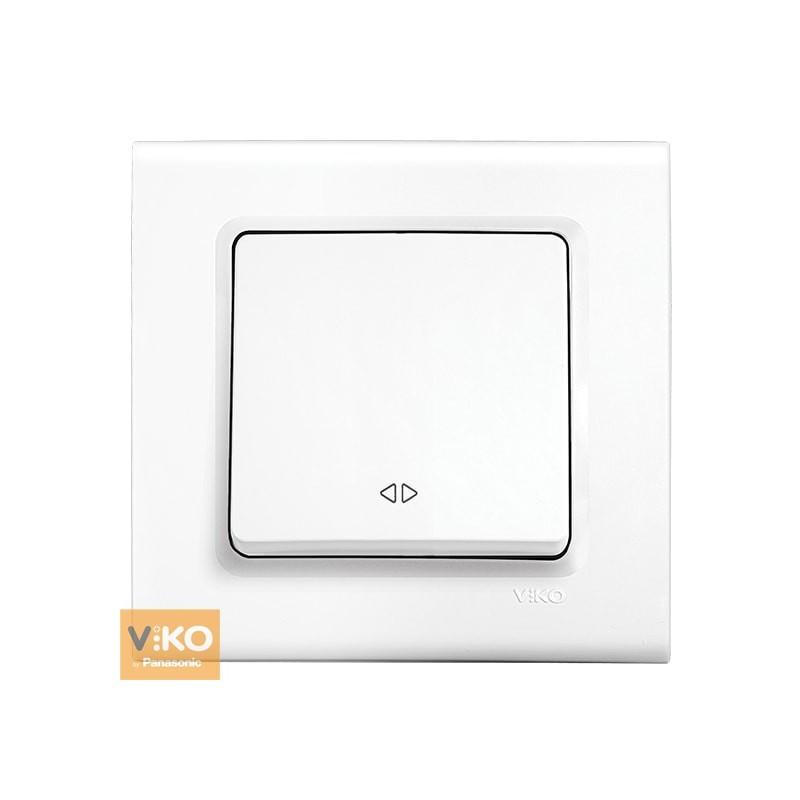 Выключатель реверсивный VIKO Linnera - Белый