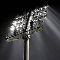 Мачта стадионная 37 метров под 46 светильников, фото 1