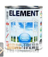 ELEMENT (Элемент) Эмаль акриловая для окон и дверей 2,5 л